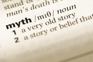 "definition of the word ""myth"""